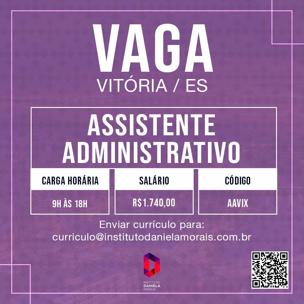 Assistente Adiministrativo